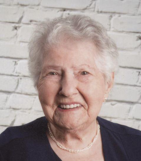 Mme Alvina Lefebvre Moisan